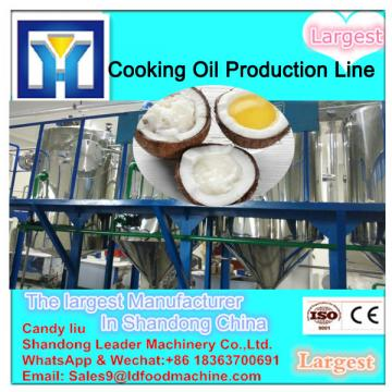2017CE and ISO certificate soybean crude oil refinery equipment industry balck oil distillation equipment