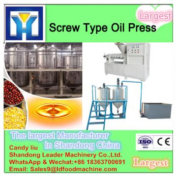 Low noise automatic oil press machine/screw oil extraction plant/cooking oil press