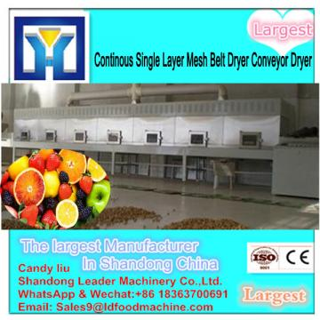 DW Model Continuous Algae Belt Dryer /Algae Conveyor Dryer/Algae Dryer