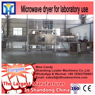 Hot sale batch type microwave laboratory dryer with CE