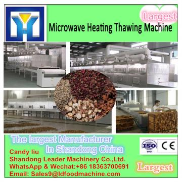 China Fast food return temperature White Shrimp Microwave  machine / factory
