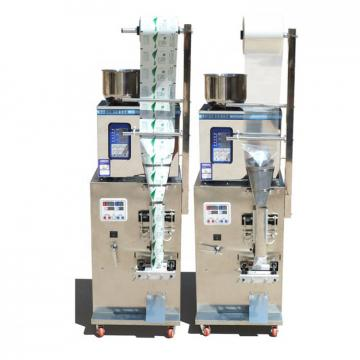 Automatic Rice 4 Head Electronic Weighing Scale Packing Machine