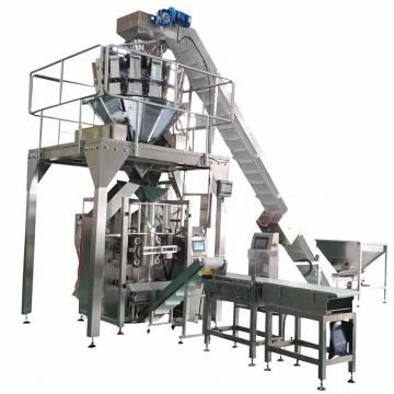Multifunctional Vfs5000b Automatic Candy/Jelly/Fudge Weighing Filling Packing Machine