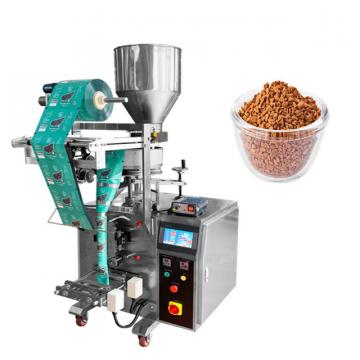 Fully-Automatic Popcorn Weighing and Packing Machinery