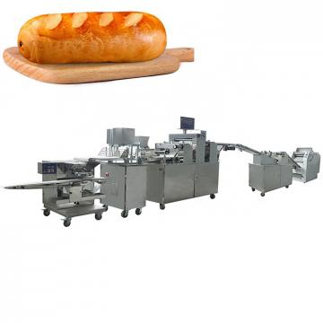 150kg/H Panko Breadcrumbs Producer Machine Line for Bread Crumbs Production