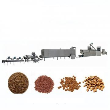 China Manufacturer Pet Food Fish Feed Processing Line
