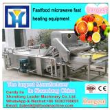 Industrial moringa leaf microwave drying machine