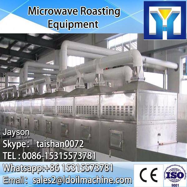 Tunnel Continuous Conveyor Belt Rice Powder Dryer Sterilizer Machine/Rice Drying Machine #2 image