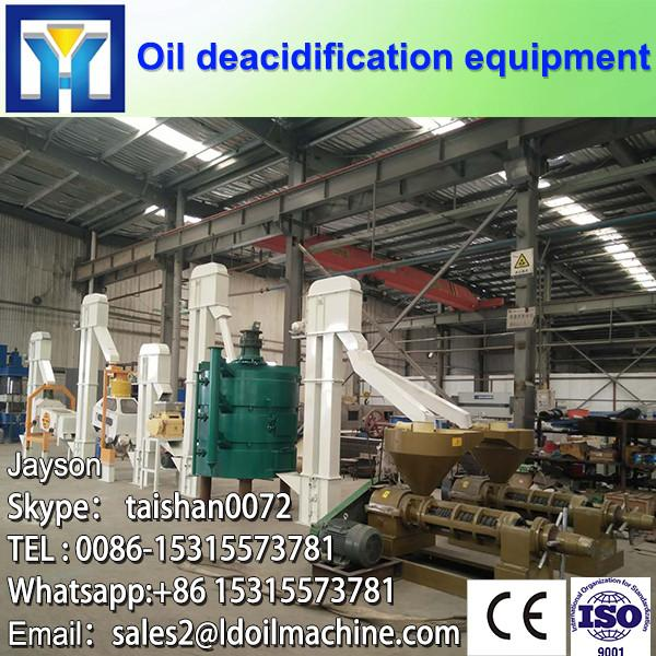 20-500TPD vegetable oil refinery machine #1 image