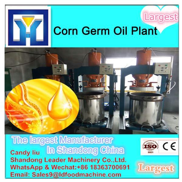 ISO/SGS Soybean Screw Oil Expeller Overseas Installation #1 image
