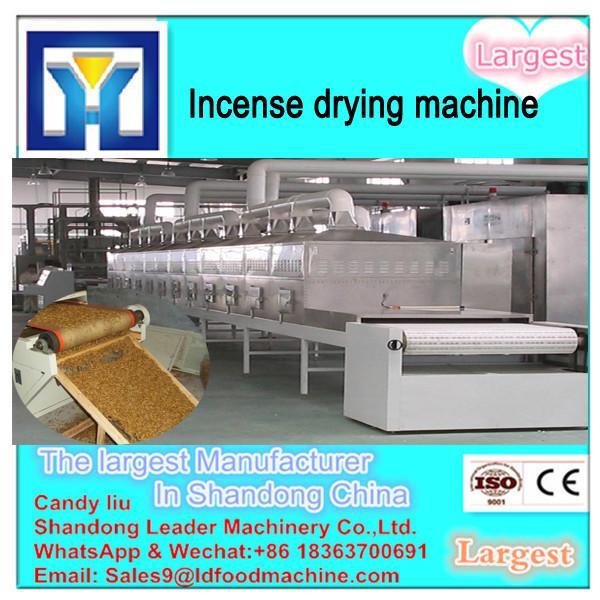 Industrial incense sticks drying machine/ incense making machine #1 image