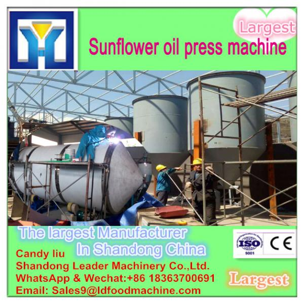 sunflower oil press plant peanut machine Peanut Screw Oil Press Edible Oil Production Line Manufacturer #2 image