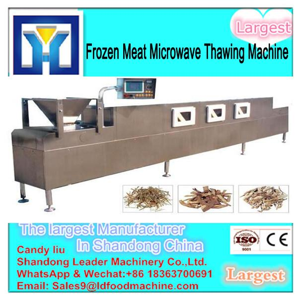 China supplier microwave thawing machine for beef #2 image