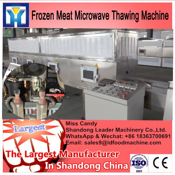 China supplier microwave thawing machine for beef #3 image