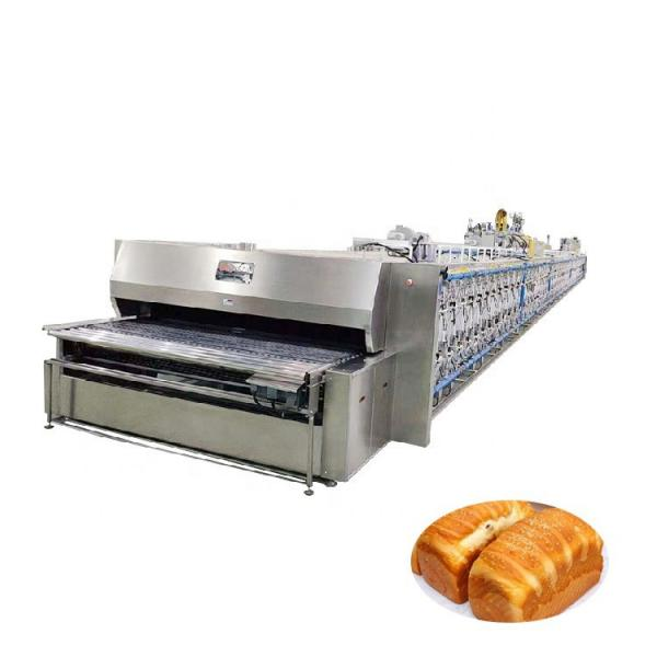 High Run Bread Crumb Food Production Line #1 image
